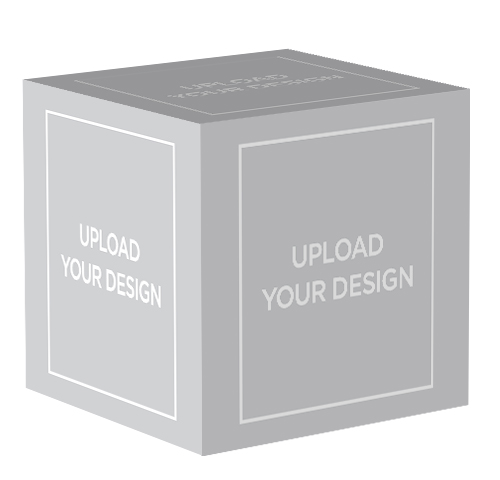 Upload Your Own Design 4x4 Photo Cube