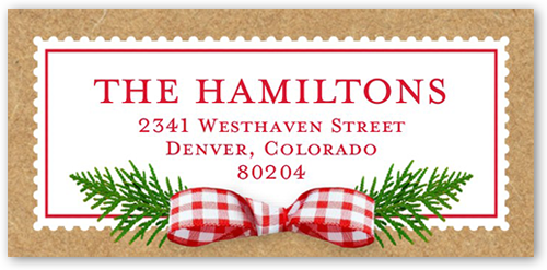 Our Little Gift Address Label