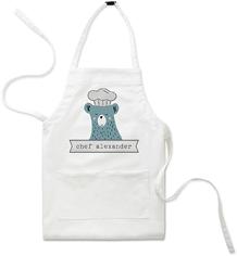 adventure bear apron