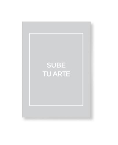 Sube Tu Arte Art Print
