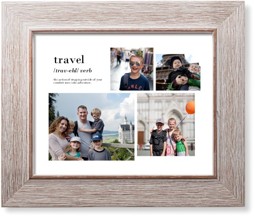 Travel Collage Art Print Wall Decor Shutterfly