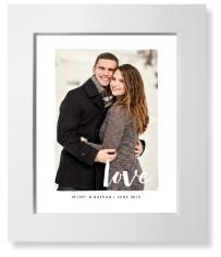 love script portrait art print