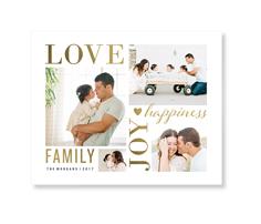 love joy family landscape art print