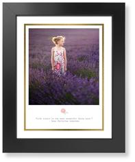 princess flower quote art print