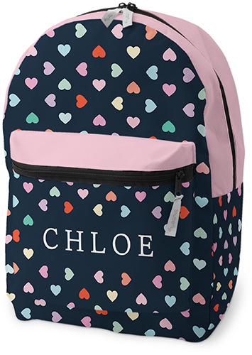 5c09063c01 Princess Heart Print Backpack by Shutterfly