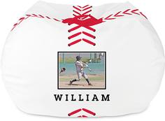 active baseball bean bag