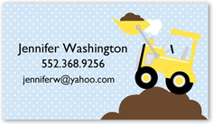 dig it calling card
