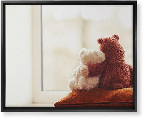 Bear Friends Canvas Print