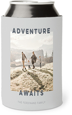 adventure awaits can cooler