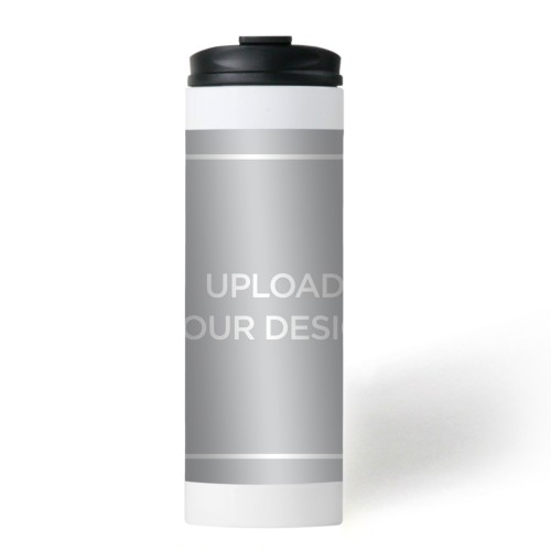 Upload Your Own Design Stainless Steel Travel Mug