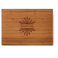 starburst cutting board