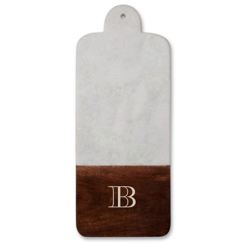 Classic Monogram Cutting Board