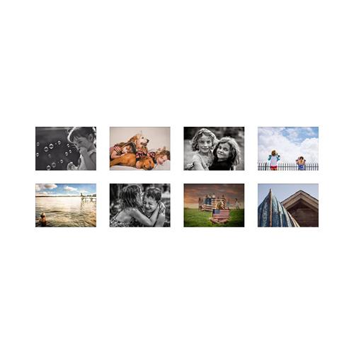 Symmetrical Eight Acrylic Prints