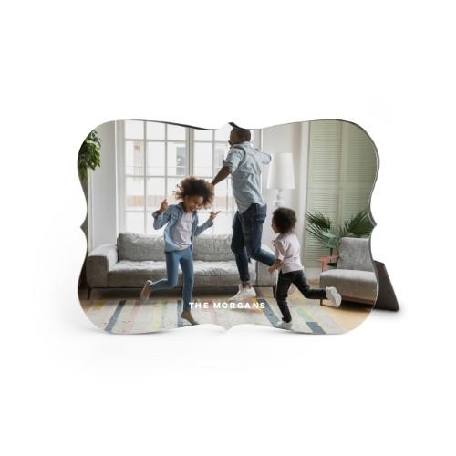 Photo Gallery Desktop Plaque, Bracket, 5 x 7 inches, Multicolor