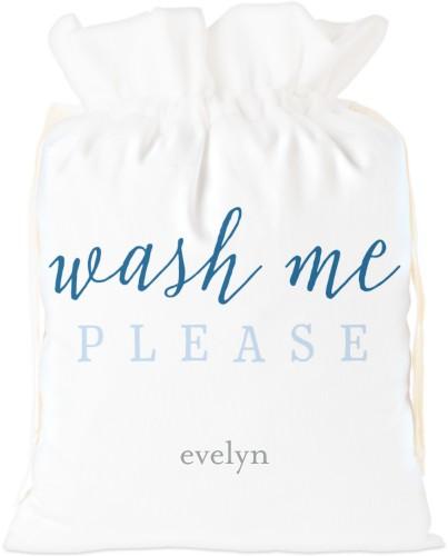 Wash Me Drawstring Bag