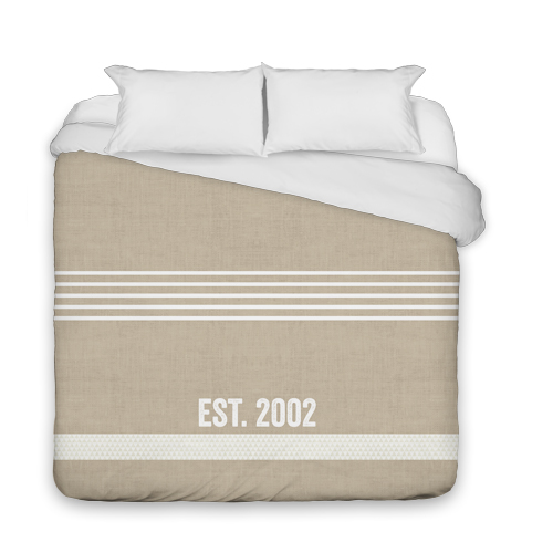 Rustic Established Duvet Cover
