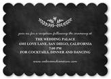 love and laughter forever wedding enclosure card