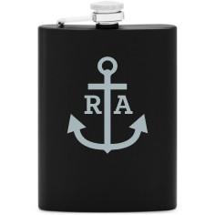 anchors away flask