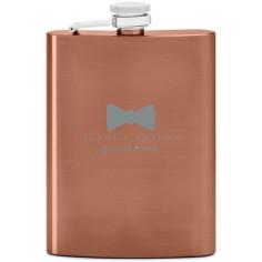 bowtie flask