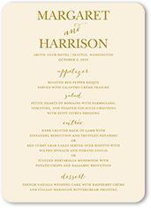 penned promises wedding menu