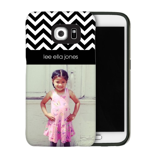 Chevron Stripes Samsung Galaxy Case