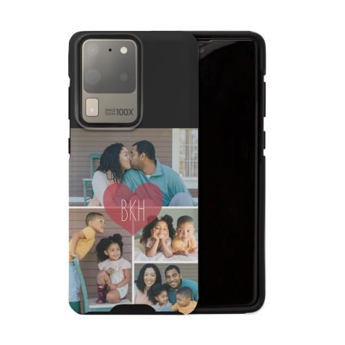 Heart Monogram Samsung Galaxy Case By Shutterfly Shutterfly