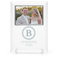 classic circle - Engraved Frames
