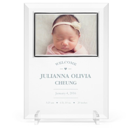 Sweet Heart Glass Frame