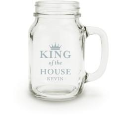 crown king mason jar