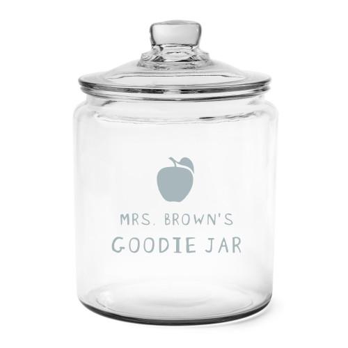 Goodie Jar Glass Jar