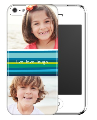 Photo Stripe iPhone Case