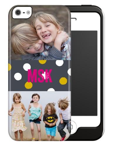 Photo Dot iPhone Case