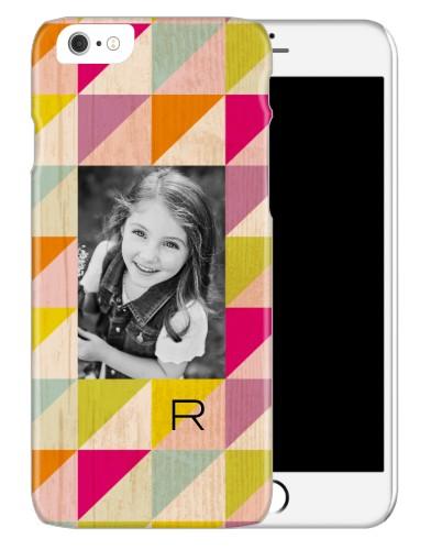 Colorful Geo iPhone Case
