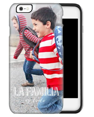 La Familia Es Todo iPhone Case