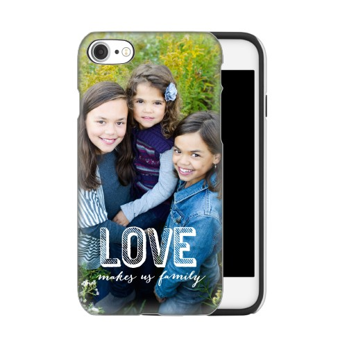 Love Makes Family iPhone Case by Shutterfly | Shutterfly