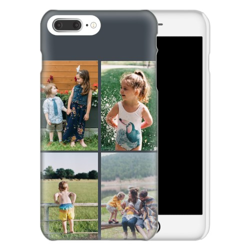 Gallery of Four Grid iPhone Case