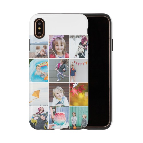 the latest 55d8f d1721 Collage Squares Photo iPhone Cases | Shutterfly