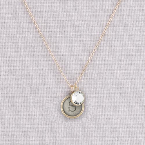 Gold Sara Necklace