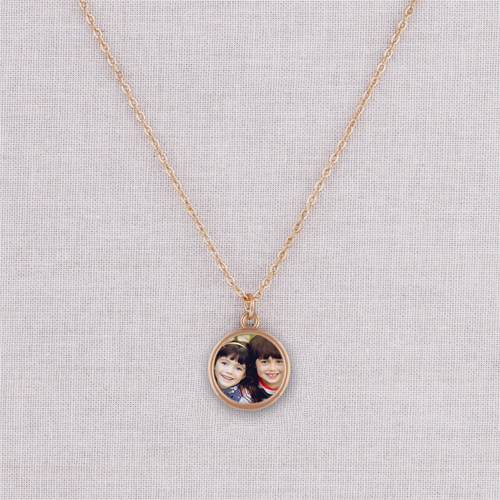 Rose Gold Katy Necklace