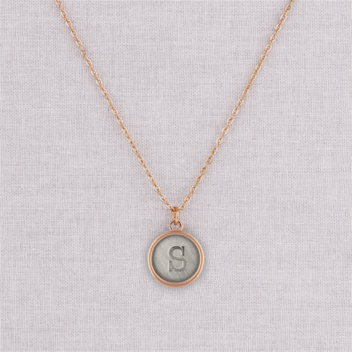 Rose Gold Seema Necklace