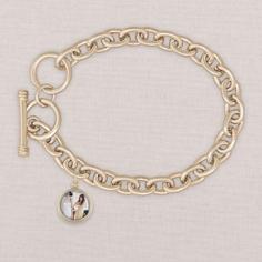 gold isla bracelet