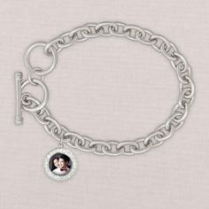 silver emmy bracelet
