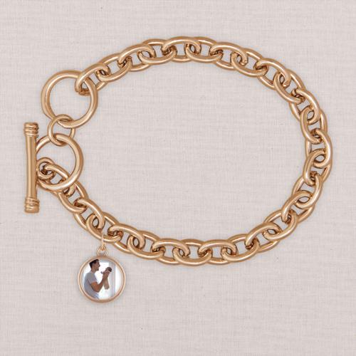 Rose Gold Isla Bracelet