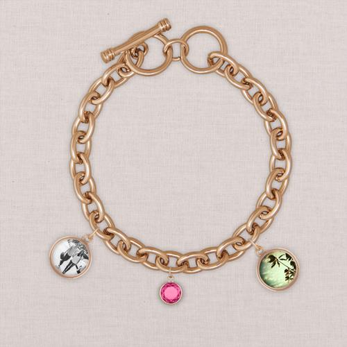 Rose Gold Jessica Bracelet