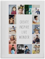 grid gallery inspiration journal