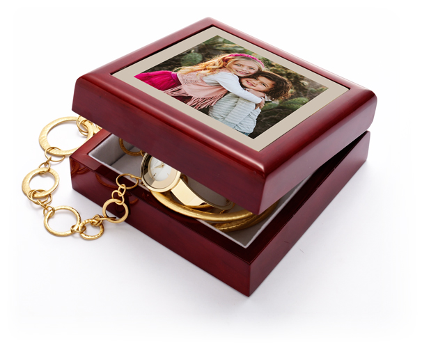 Keepsake Box, Multicolor