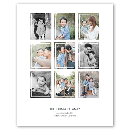 Simple Frames Collage | Shutterfly