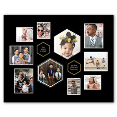 poster size 16x20 collage posters photo posters shutterfly