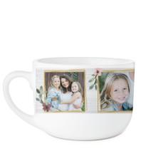 nanas favorites latte mug