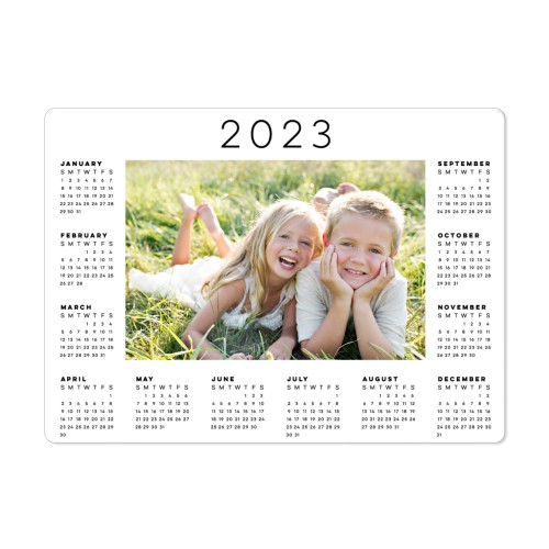 Calendar Magnet | Custom Magnets | Home Decor | Shutterfly